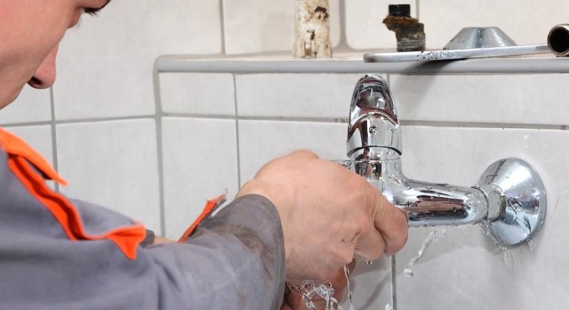 reparation plombier fuite